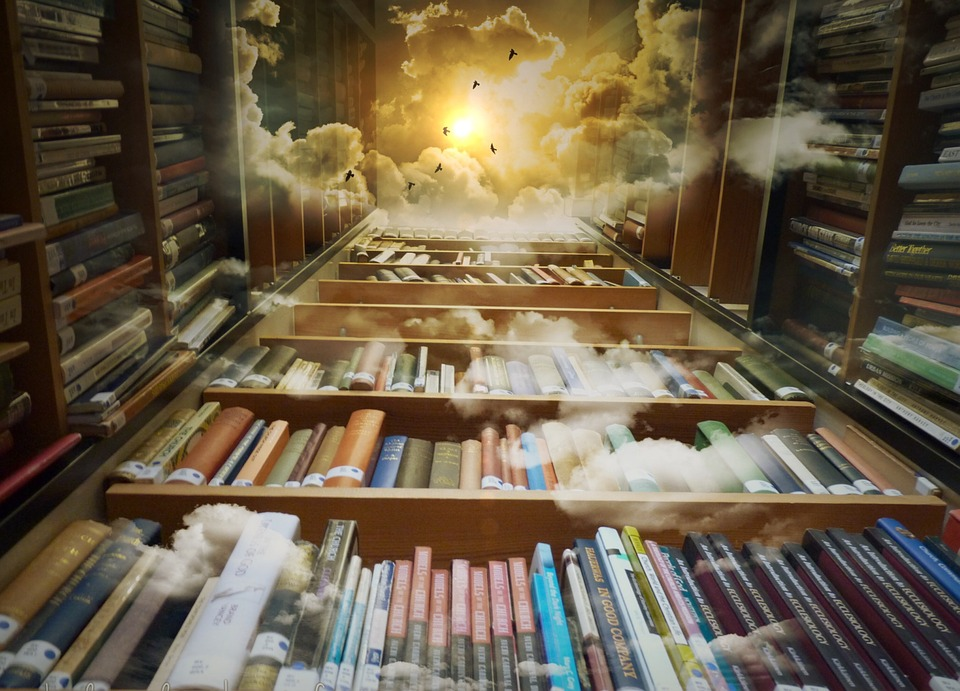 library-mystic